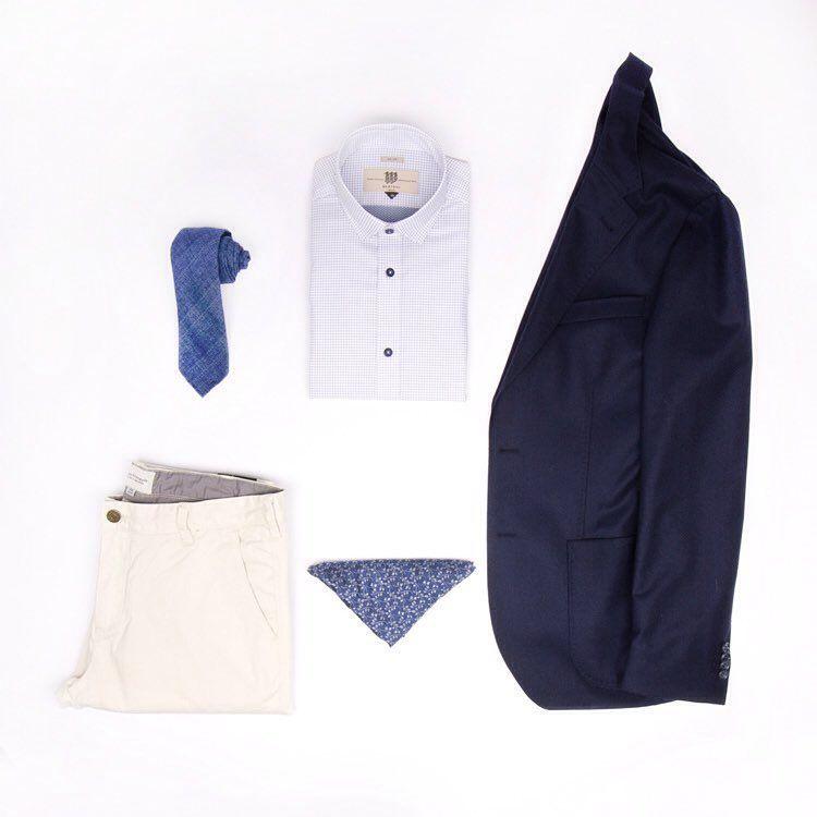 Men's Fashion - Essentials - Mr. H - WOOW MAG