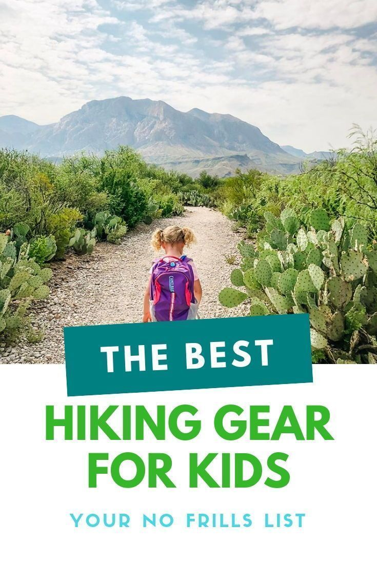Photo of 4 Must Have Items when Hiking with Toddlers & Kids | It's Pam Del