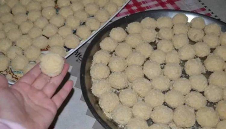 الحلوى العجيبة كذوب في اليد قبل الفم بدون سكر وبدون بيض كتعطي 200 حبة Cooking Recipes Cooking Recipes
