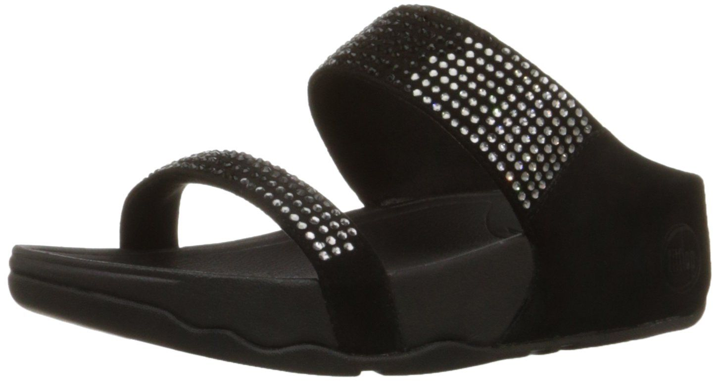 d57f1b5269a3 FitFlop Women s Flare Slide Sandal