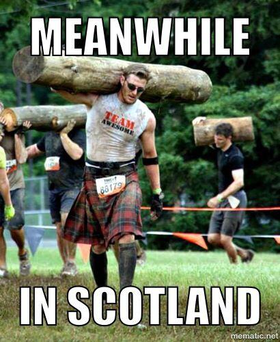 Meanwhile In Scotland Scottish Man Men In Kilts Scotland