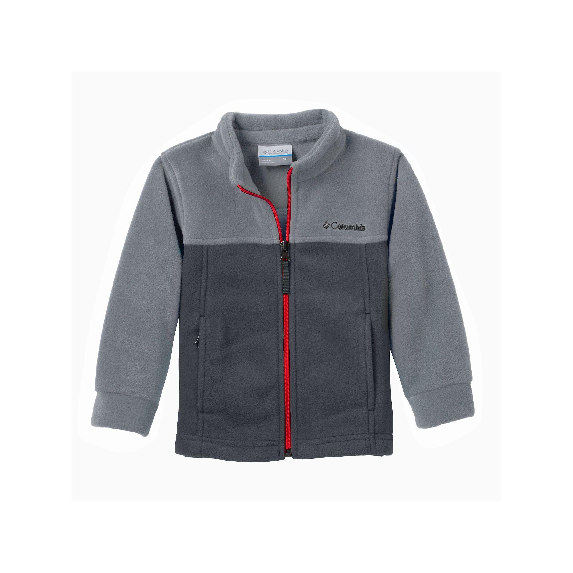 624da41f2 Toddler Boy Columbia Lightweight Fleece Jacket