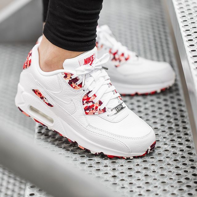 Adidas Women Shoes - Nike Air Max 90 Sweet Schemes City - We reveal the  news in sneakers for spring summer 2017
