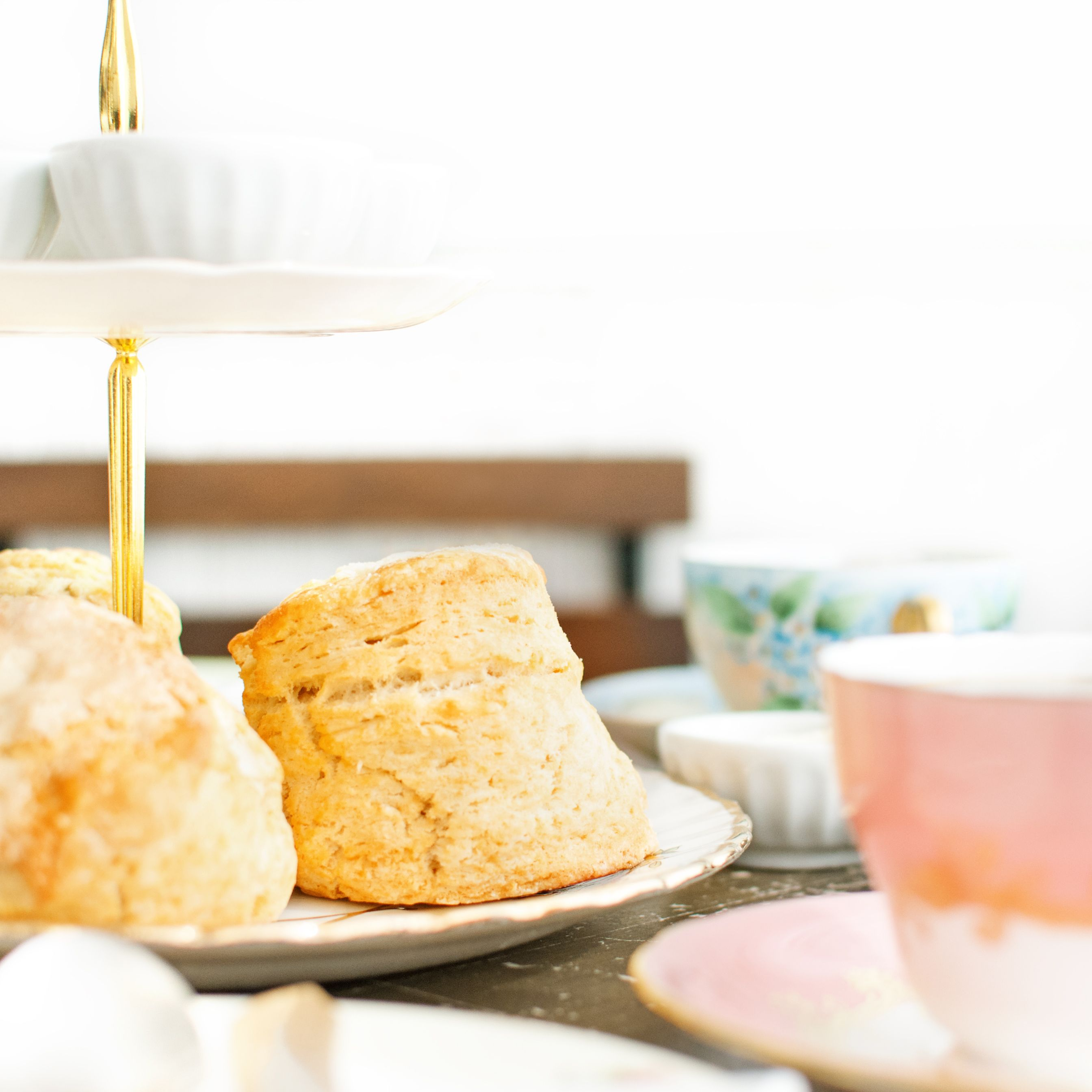 Signature Buttermilk Scones Kitten And The Bear Desserts Food Recipes