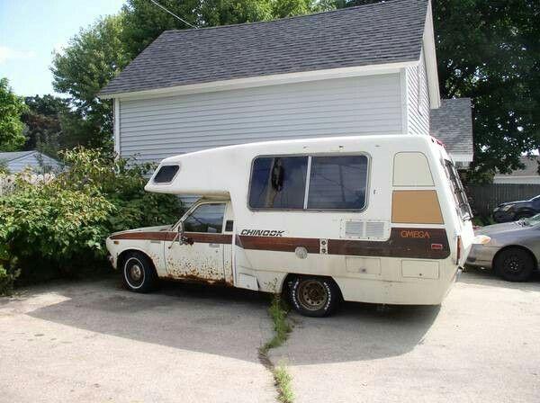 "'78 Toyota ""Chinook"" mini camper 700 Appleton, WI clist"