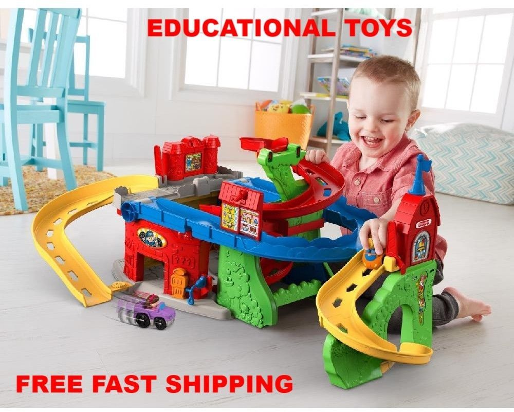 Toys 2 Cars Kids Boys Toddler For Learning 4to5 Age ...