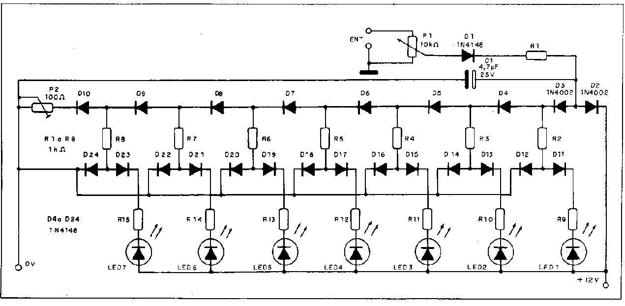 Circuito Zapper : Sobre eletrônica circuitos leds transistor capacitor e
