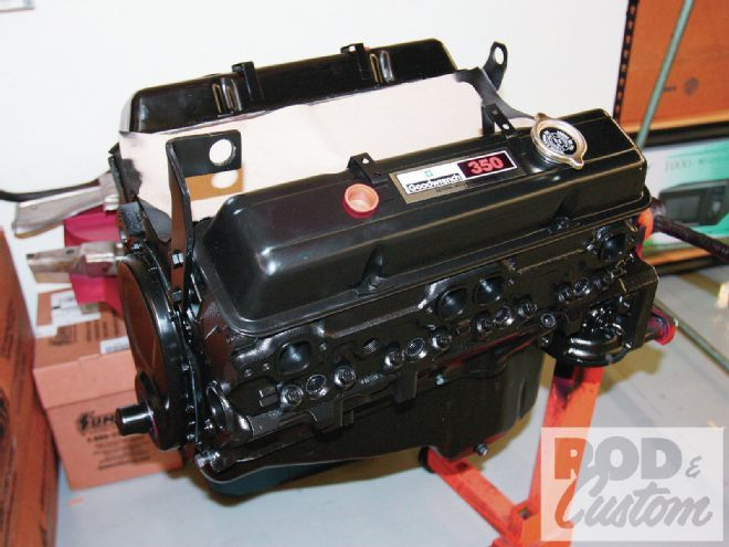 1207rc 02 z gm performance goodwrench 350 small block crate motor engines pinterest crate. Black Bedroom Furniture Sets. Home Design Ideas