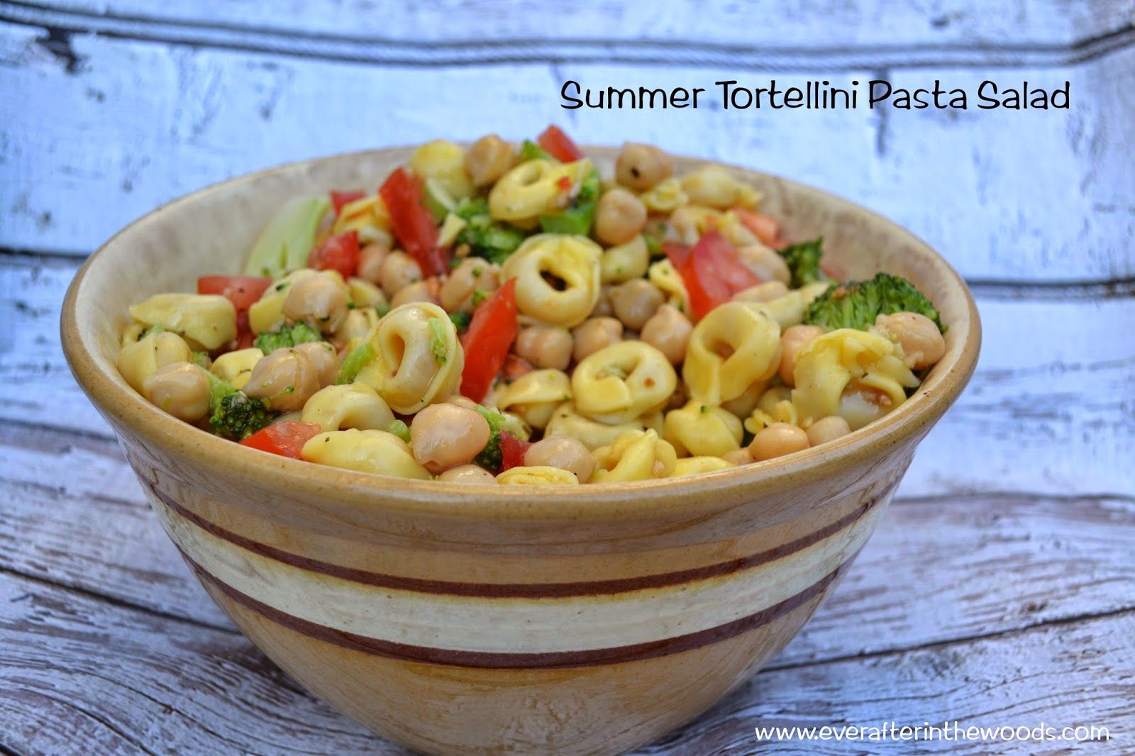 Ever After in the Woods : Summer Tortellini Salad - Perfect for Picnics and ...