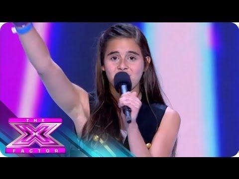 Meet Carly Rose Sonenclar - THE X FACTOR USA 2012~I love ...