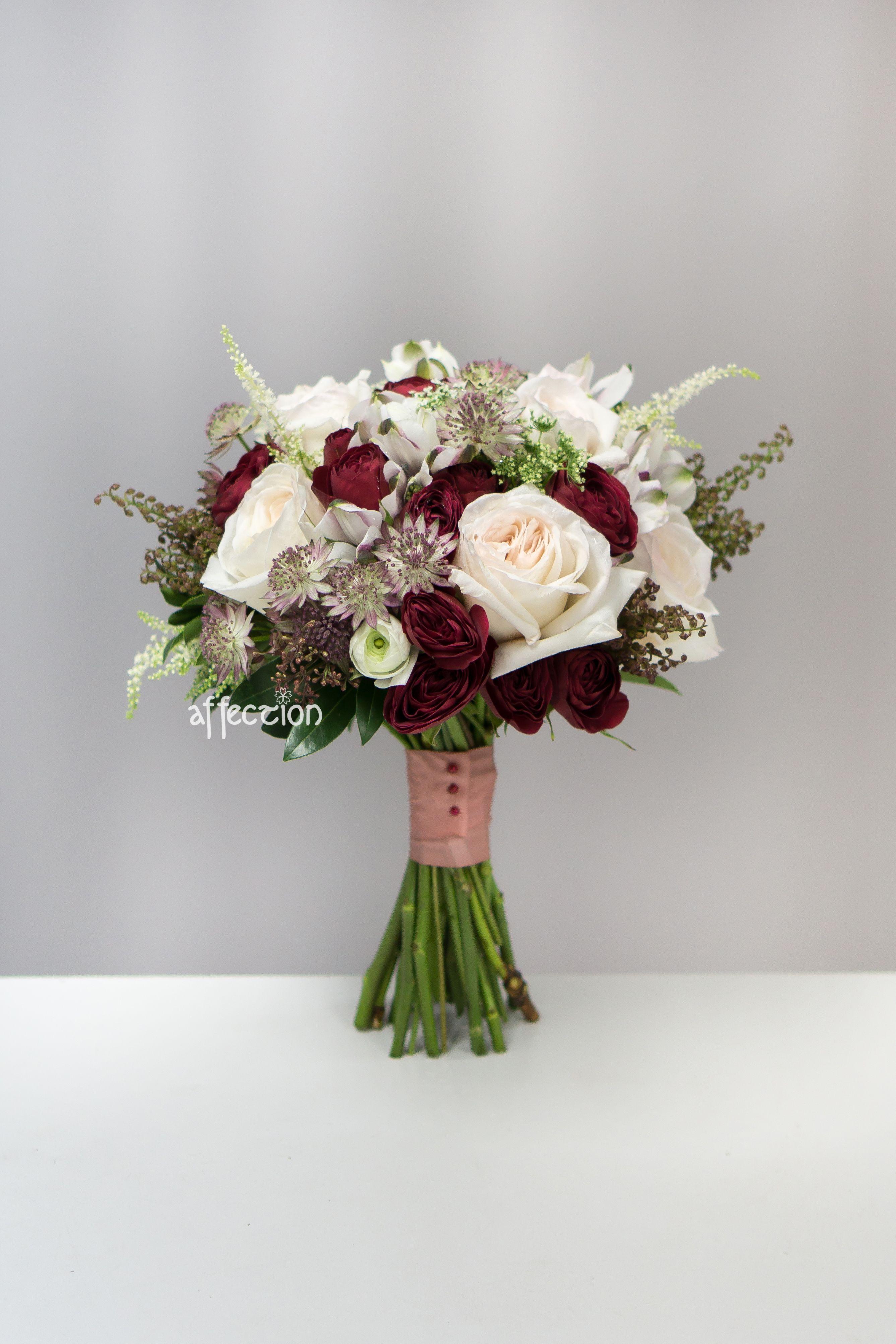 Fresh flower wedding bouquet weddingflowers wedding flowers fresh flower wedding bouquet romantic wedding colors romantic weddings hand bouquet flower bouquet izmirmasajfo