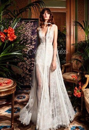 Vestido de novia Modelo Boldo