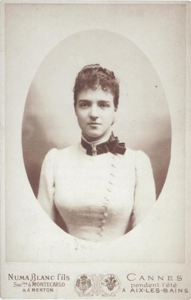 Queen Amelie of Portugal
