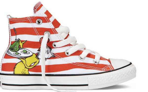 9803ace8a93a New Chuck Taylor Converse designs for kids