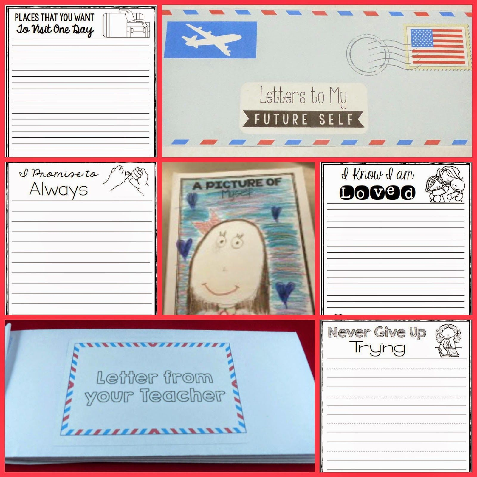 13+ Letter to future self example elementary school ideas in 2021