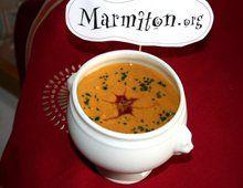 C'est pire que bon    http://www.marmiton.org/recettes/recette_soupe-orientale_33188.aspx