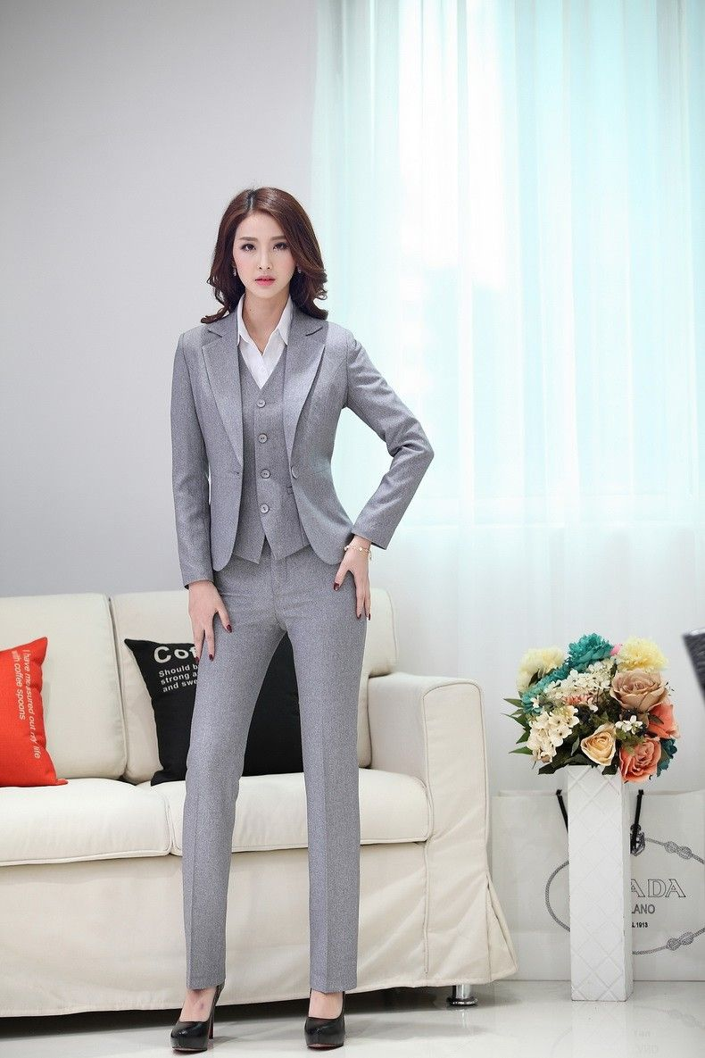 Aliexpress Com Buy Elegant 2015 Womens Business Suit Formal Office