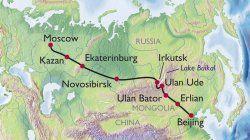 Trans Siberian Rxr Trans Siberian Railway Trans Siberian Trans