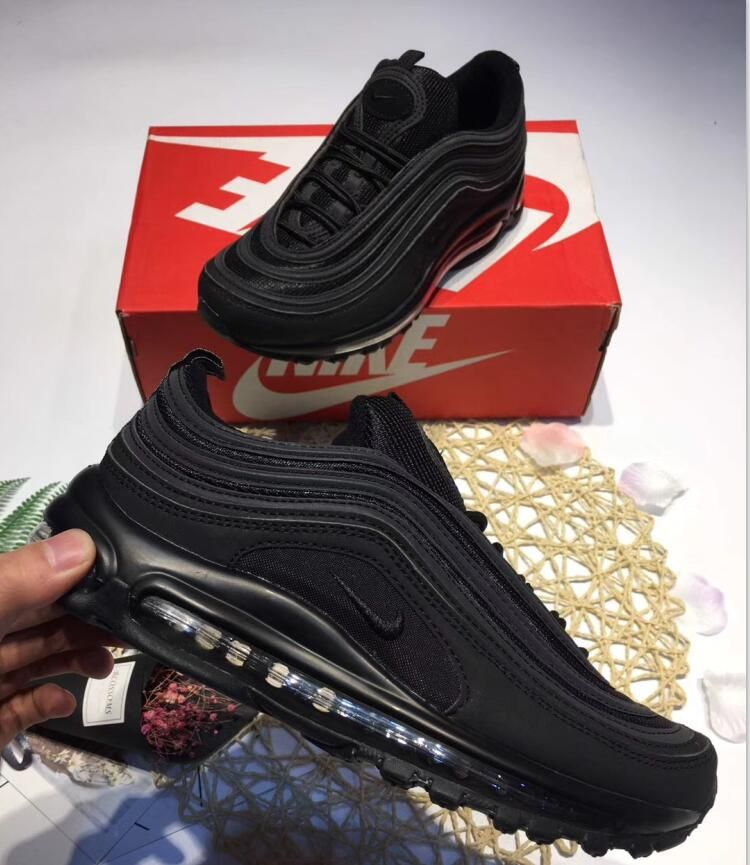 97 Crocodile Grain Snakeskin Nike Air Max97 Men Shoes Fullpalm As Running Shoes 97 To Be Outlet