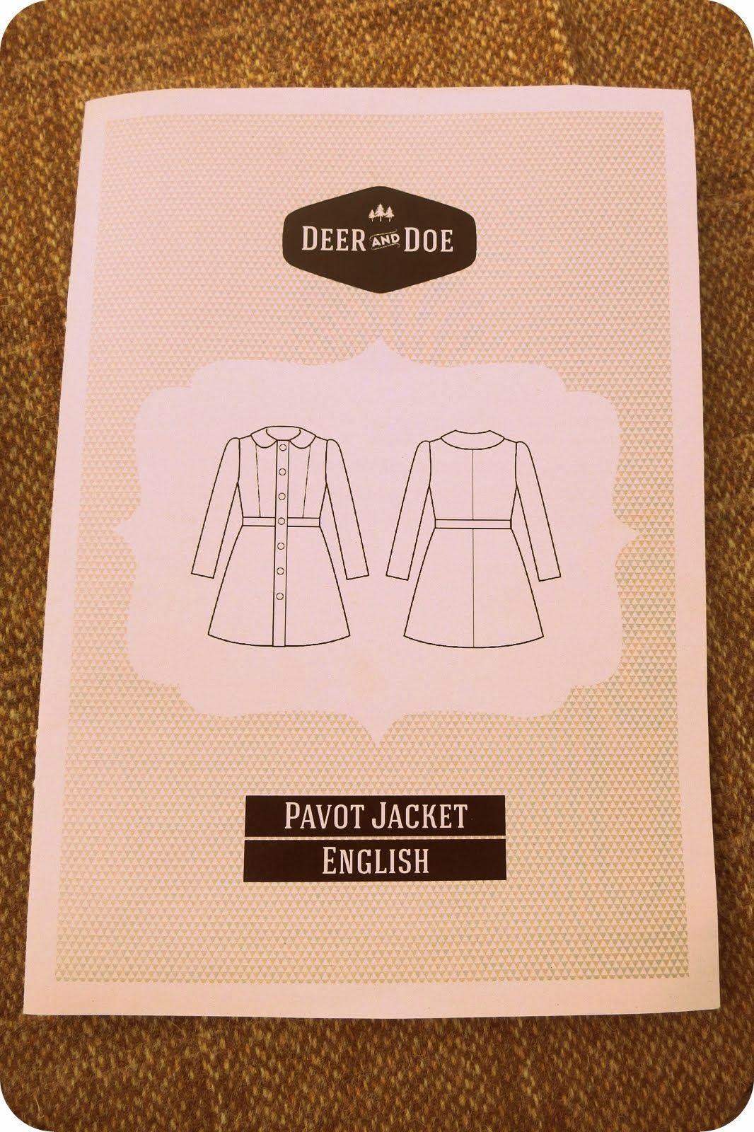frau knopf: Herbst-Jacken-Sew-Along 2014: Inspiration und Schnittsammlung
