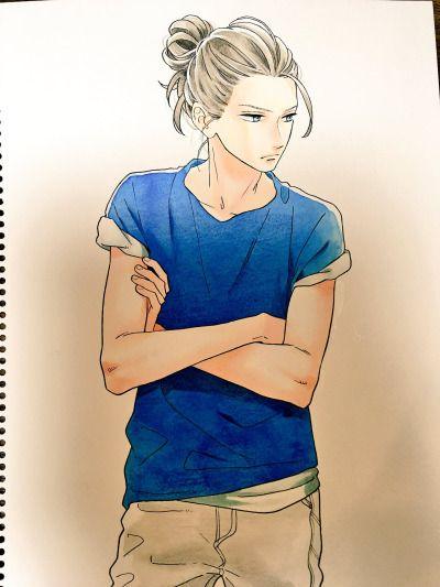Kibikino Akatsuki watercolor