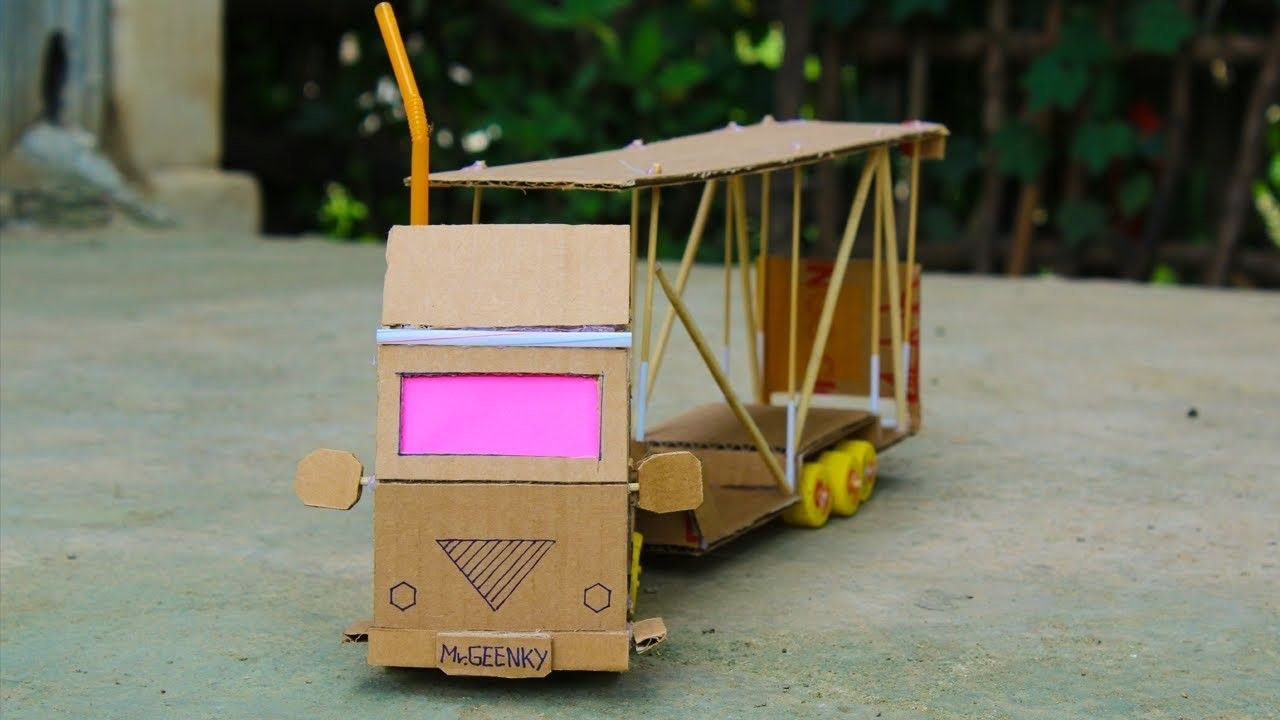 How to make a toy out of paper