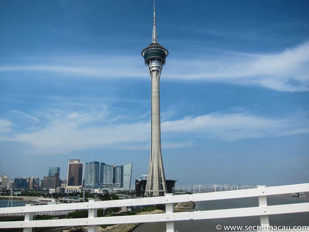 Macau Sky Tower Wallpapers HD Wallpapers
