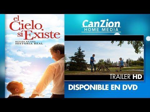 El Cielo Sí Existe Tráiler Español Dvd Media Youtube