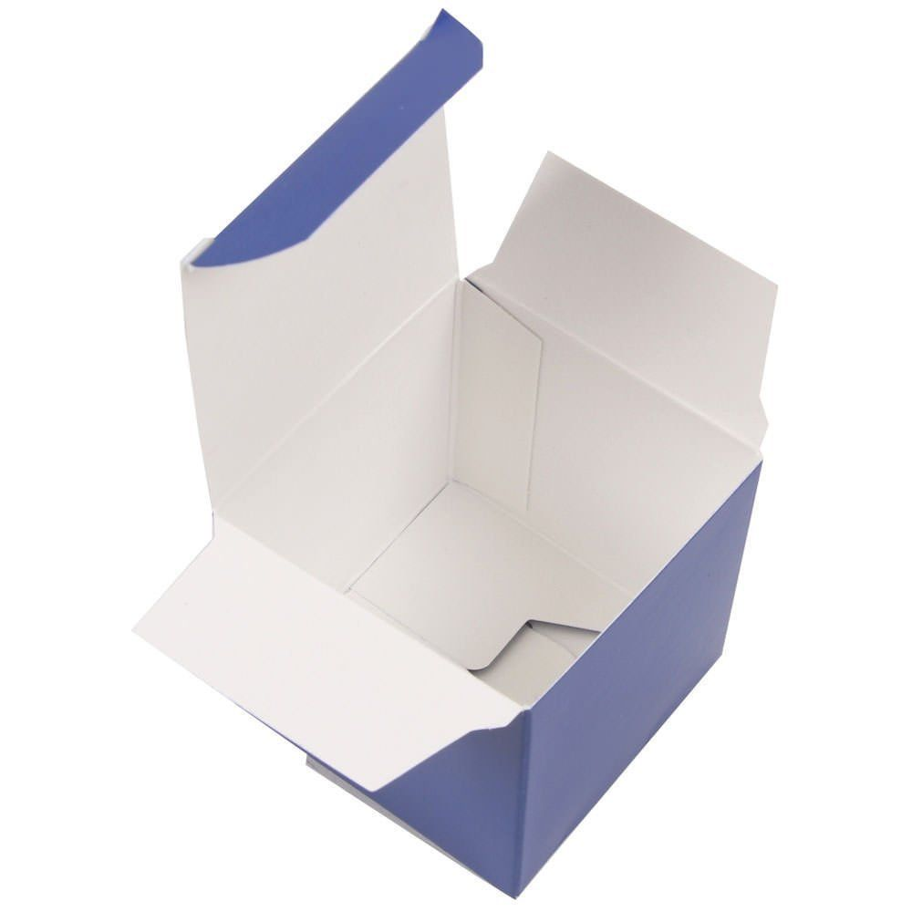 Jam Paper Glossy Gift Boxes 2 X 2 X 2 Royal Blue Glossy Sold In Packs Of 10 Read More Reviews Of The Product By V Jam Gift Box Gift Box