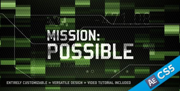 Mission Possible I Spy Mission Possible Templates Projects
