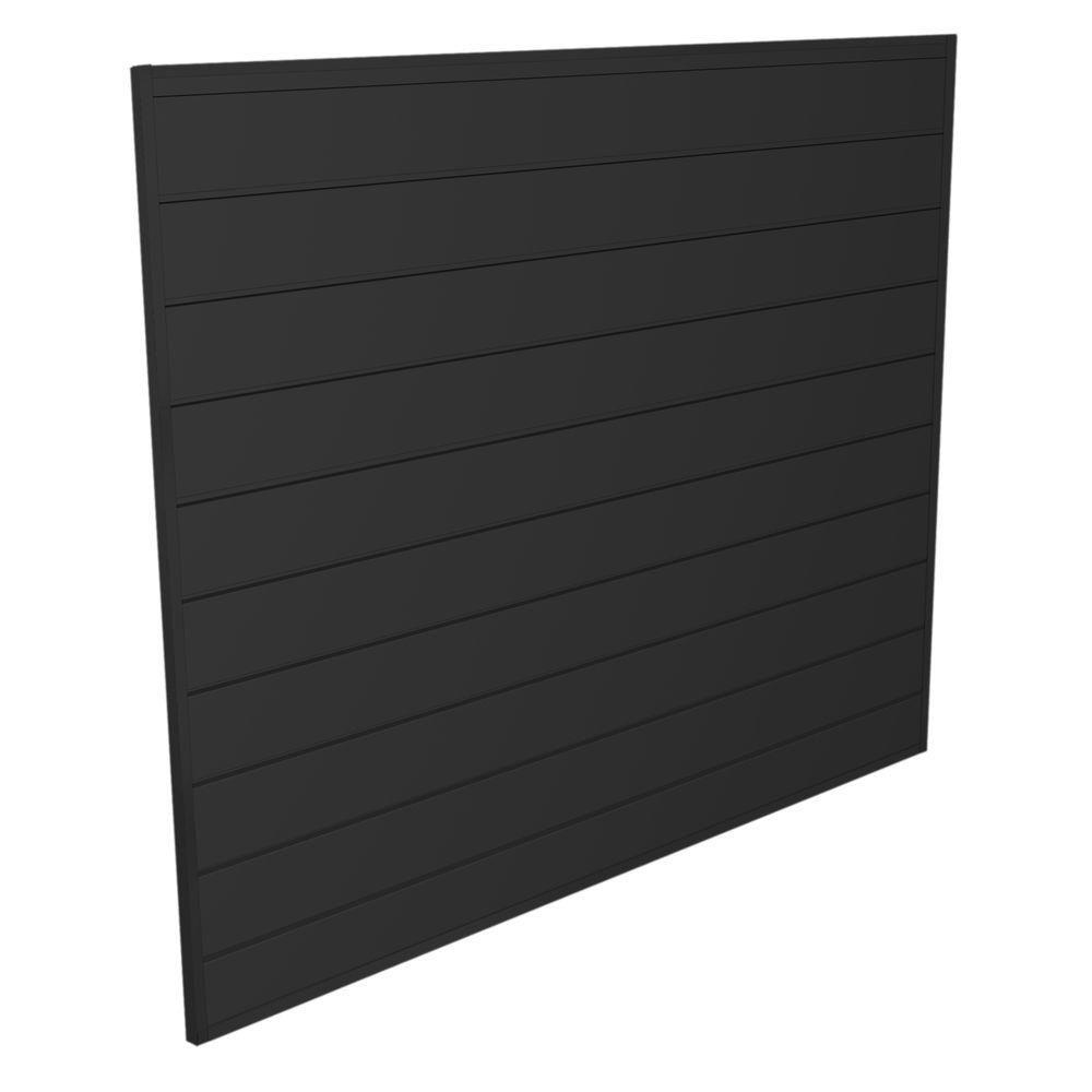 Proslat 4 Ft Gray Wall Panel Kit 88104 Wall Storage Systems