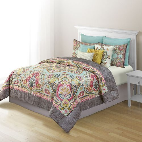 Home Classics Jasmine 10 Piece Bed Set For The Home Pinterest