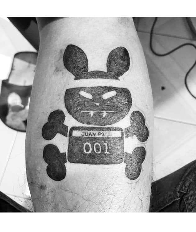 Gracias por la confianza.#tatuajes  #tattoos  #tatuajespequeños #tatuadora...