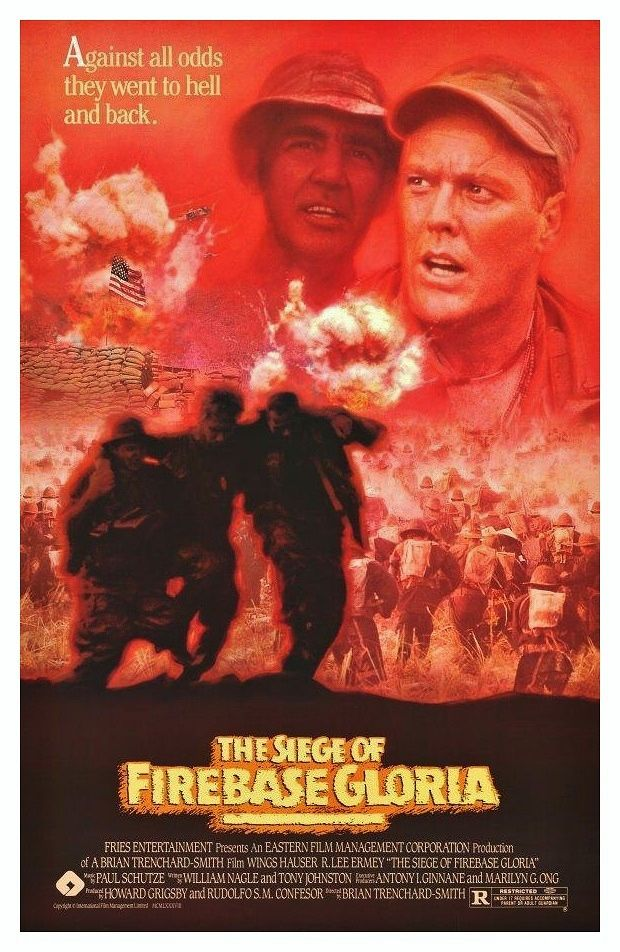 The Siege of Firebase Gloria (1989) Movie Review on MHM