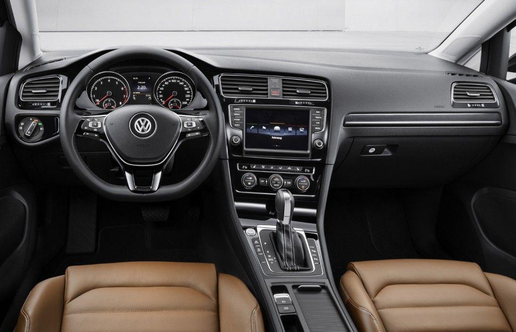 VW Golf 7 Interior - LGMSports.com | Volkswagen | Pinterest | Vw ...