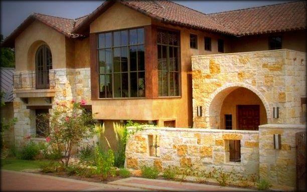 modelos de fachadas rsticas fachadas de casas - Fachadas Rusticas