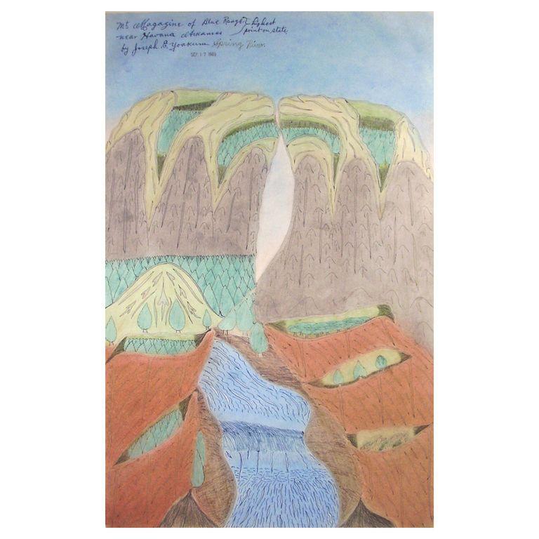 Joseph E. Yoakum (1890-1972) | Mt. Magazine of Blue Range