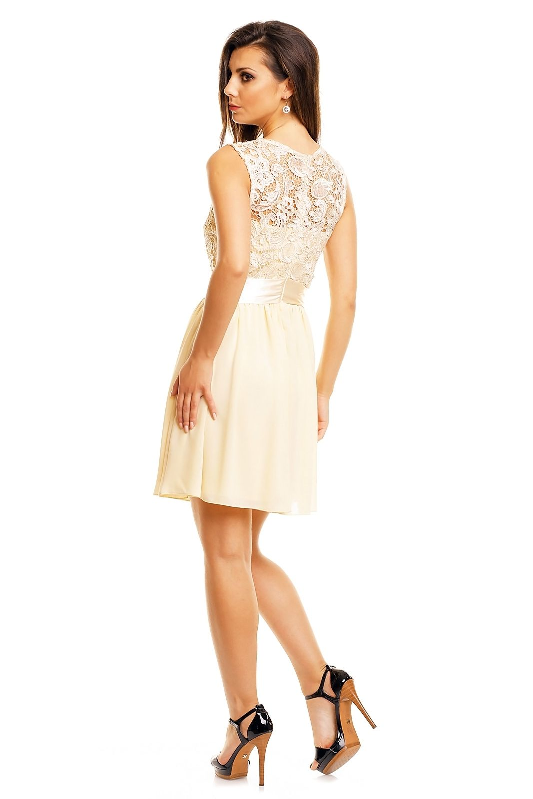 Robe de cocktail Couleur: cream white | Robe cocktail, Robe