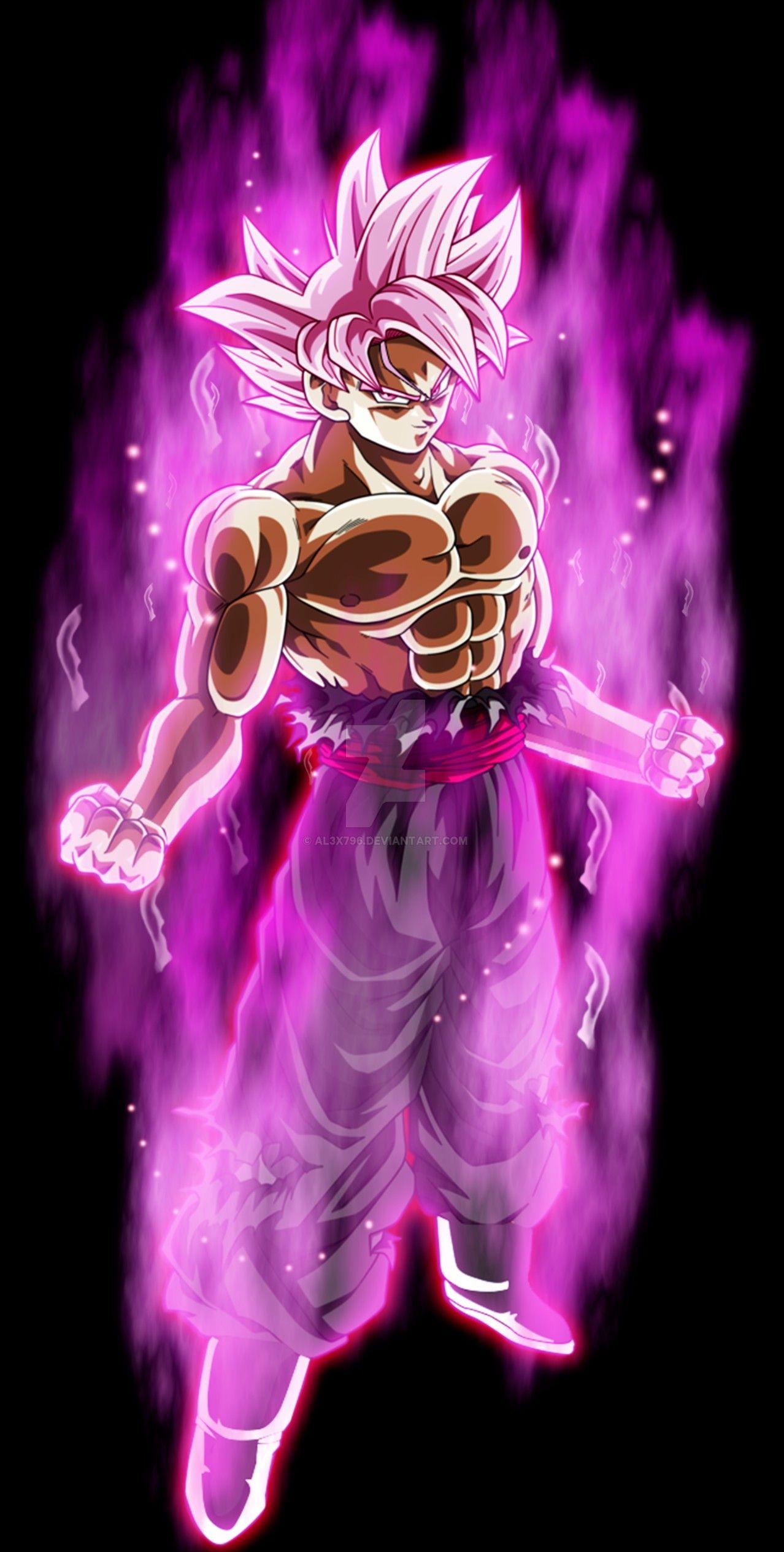 Goku Ultra Instinct Rose Dragon Ball Super Anime Dragon Ball Super Dragon Ball Super Art Dragon Ball Super Goku