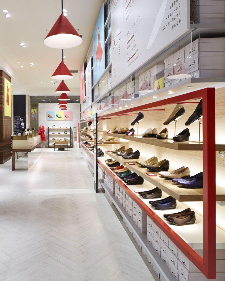 fitfit store by waltz osaka japan retail design blog s rh pinterest com Retail Design Magazine Bar Retail Design Blog