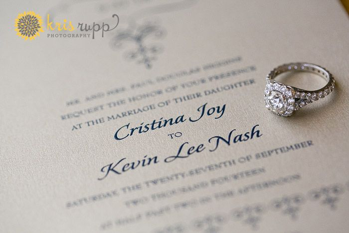 Kris Rupp Photography: Cristina + Kevin { married } Lambertville Station ...