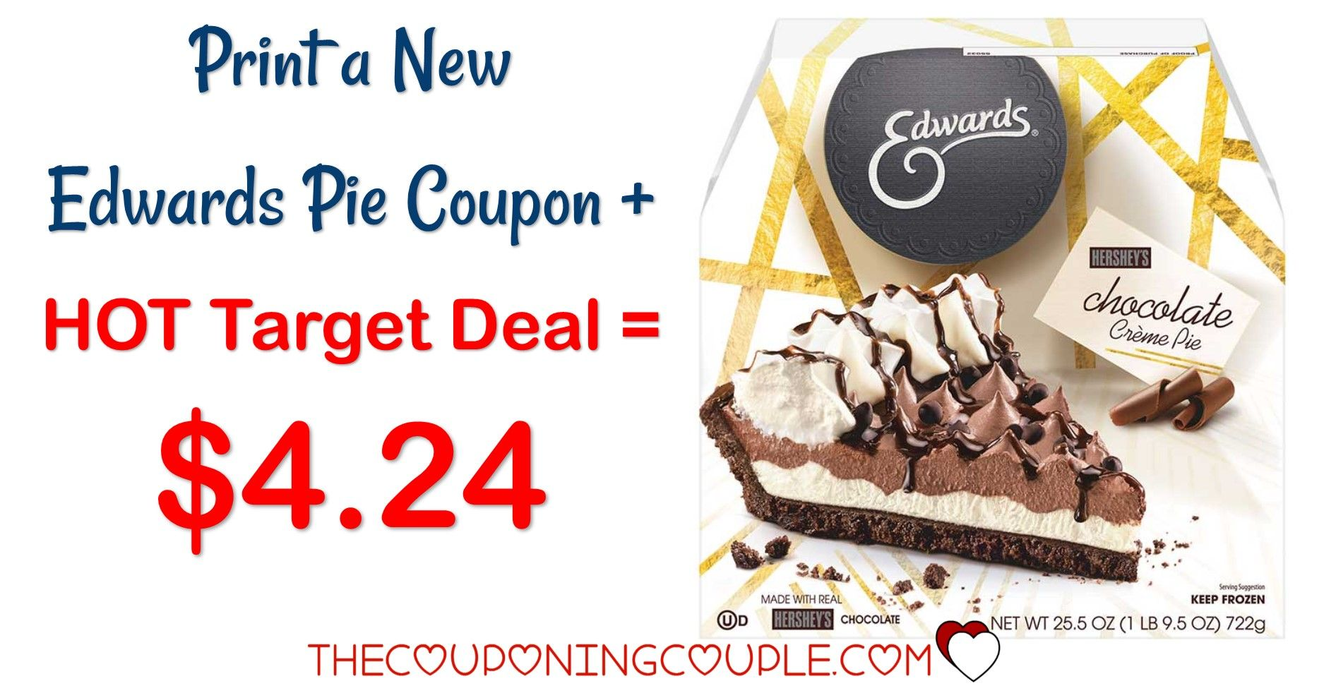 This is a graphic of Revered Edwards Pies Printable Coupons