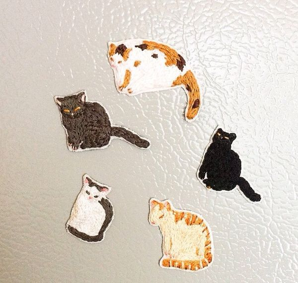 Cats on Behance