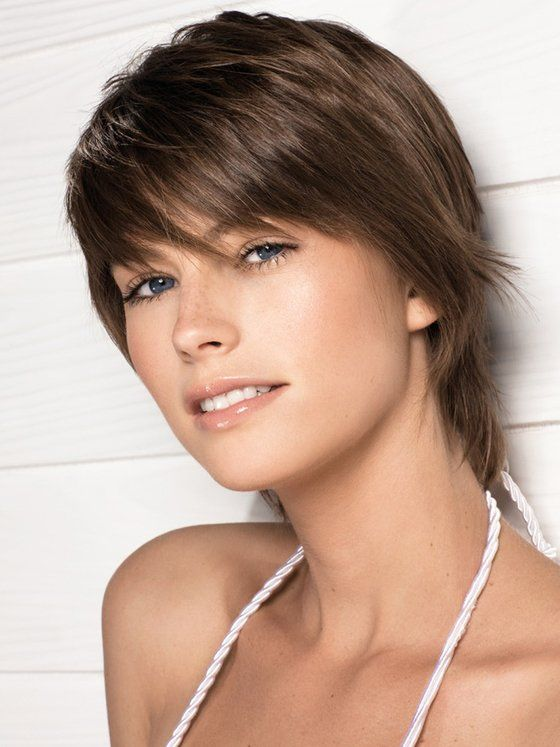 Pictures : Best Hairstyles for Fine Thin Hair with Bangs - Short ...