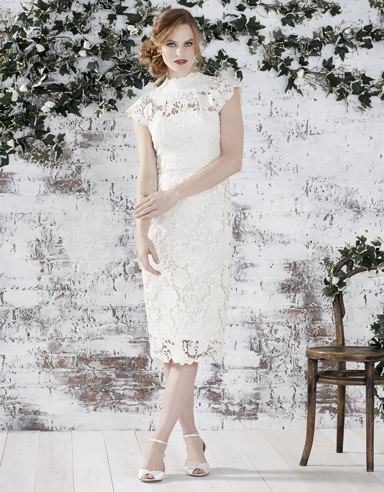 Willow Lace Bridal Dress   Ivory   Monsoon   Olabbad✴ Max 5 ...