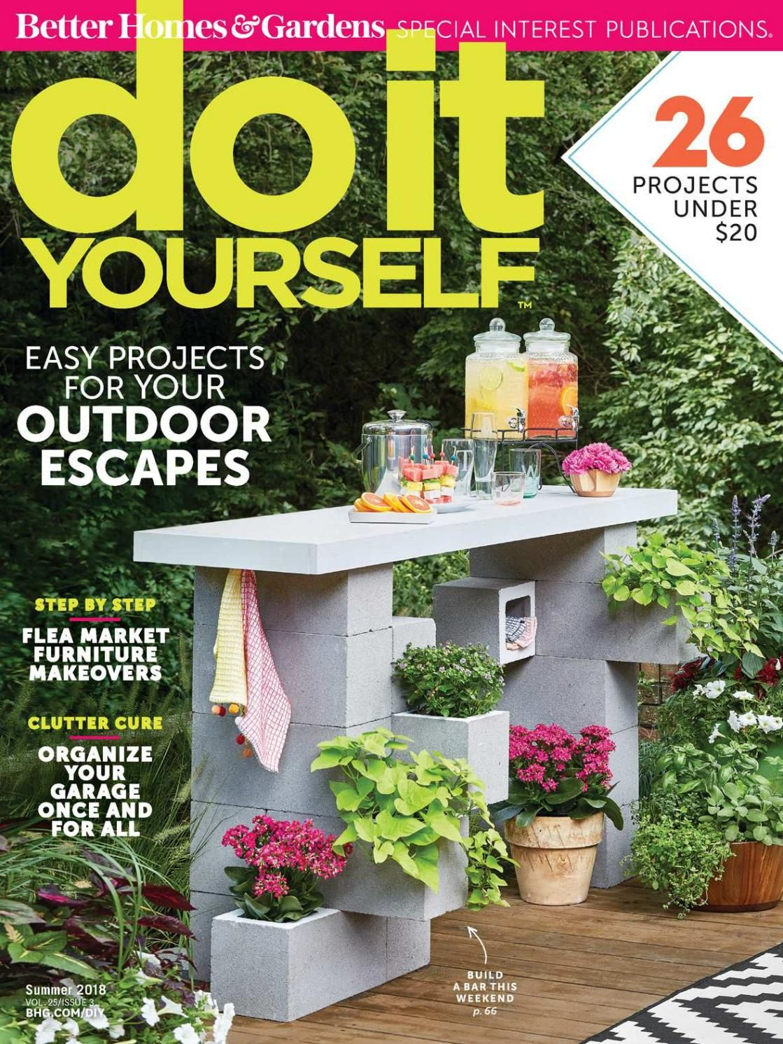 Better Homes And Gardens Magazines Do It Yourself