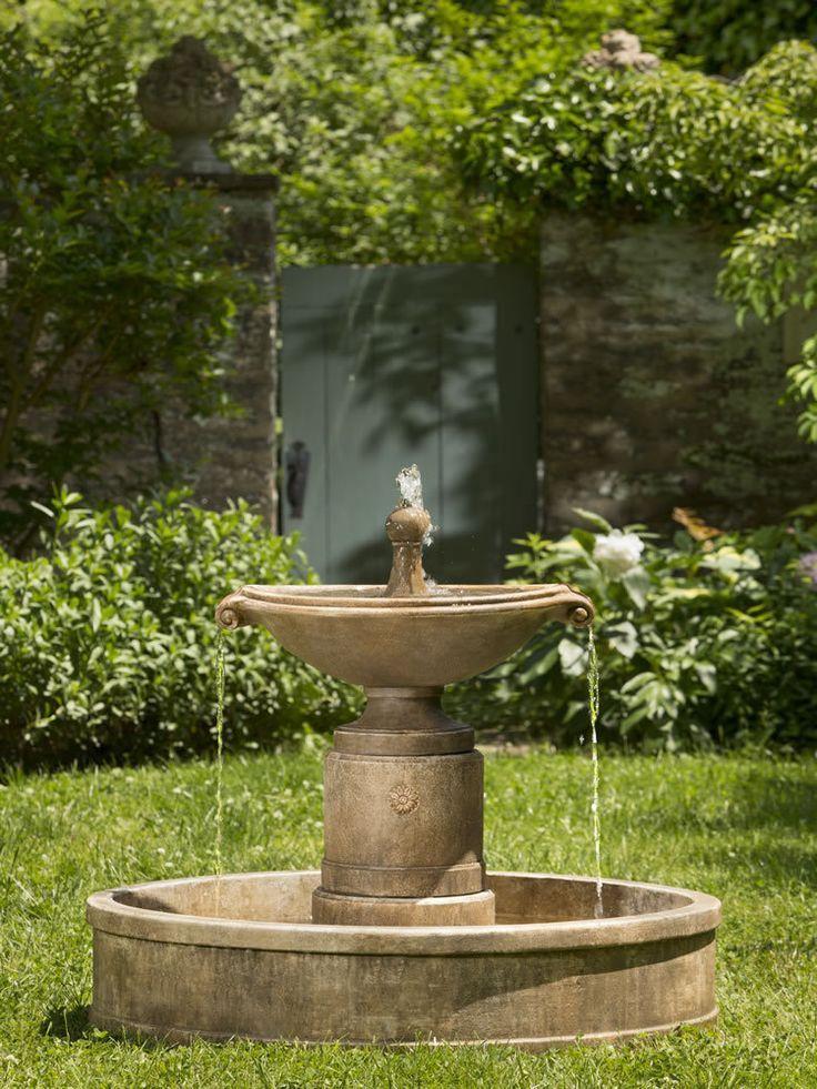 borghese en cuenca fuente jardn fuentes y decoracin de exteriores