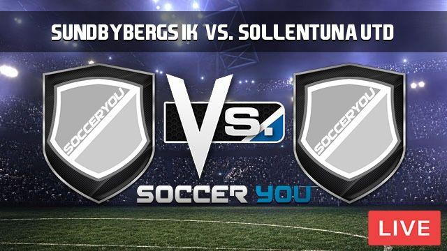 Sundbybergs IK vs. Sollentuna Utd Live Stream #SollentunaUtd #SundbybergsIK #Sweden #Sweden2Division http://goo.gl/sKzLMq