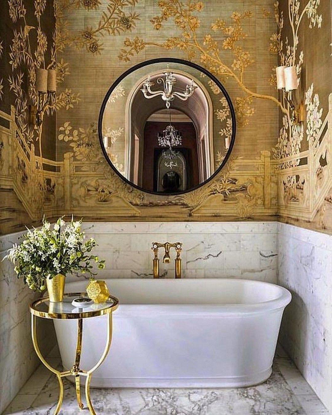 Bescheidene Und Elegante Spa Badezimmer Ideen Um In Ihrem Kleinen Badezimmer Zu Verbessern Badezimmer Beautiful Bathrooms Bathroom Design Bathroom Interior