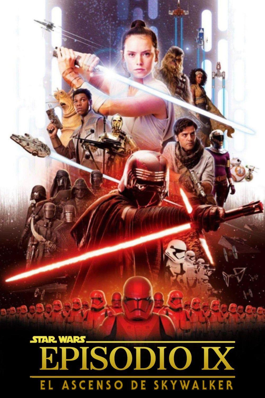 Ver Star Wars Episodio Ix El Ascenso De Skywalker 2019 Pelicula Completa Online En Español Latino Fotografi Alam Fotografi Wallpaper Ponsel